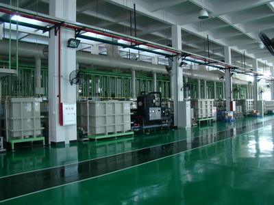 重庆电泳涂装设备